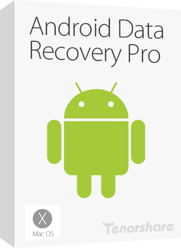 Buy Tenorshare Android Data Recovery Pro for Mac