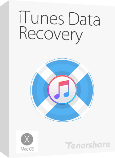 Buy iTunes Data Recovery for Mac