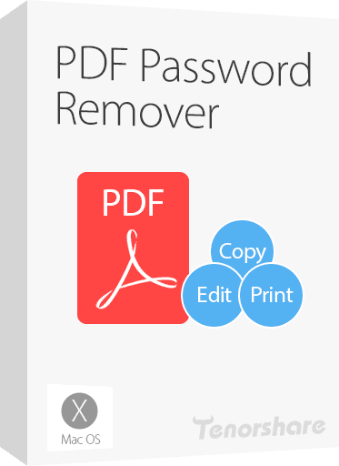 Buy PDF Password Remover for Mac