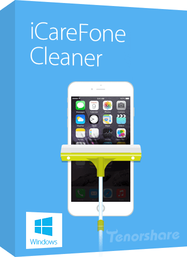 Tenorshare iCareFone Cleaner