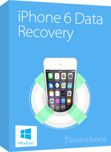 iPhone 6 Data Recovery