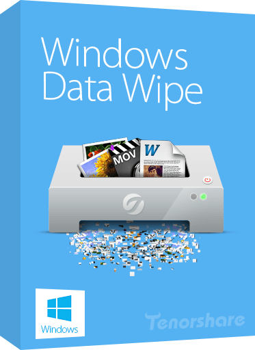 Widows Data Wipe