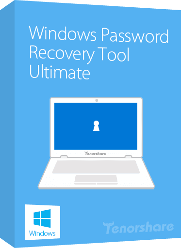 Password Recovery Acheter Tenorshare de Windows outil ultime