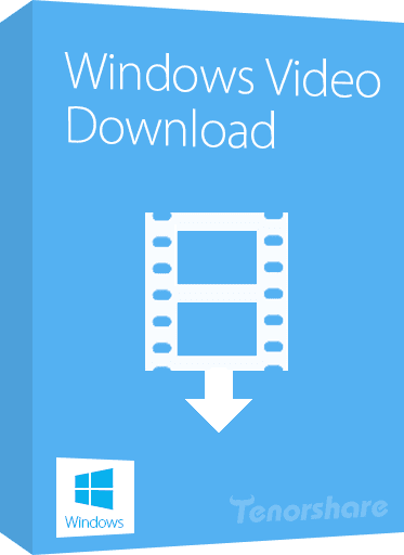 Buy Tenorshare Windows Video Downloader