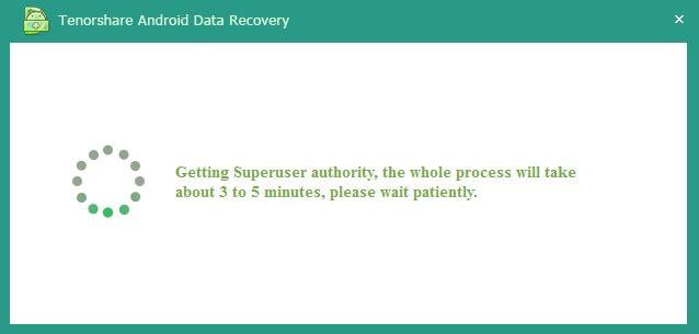 recuperación de datos androide