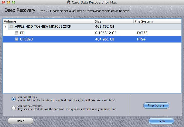 how to recover lost data from android phone on mac
