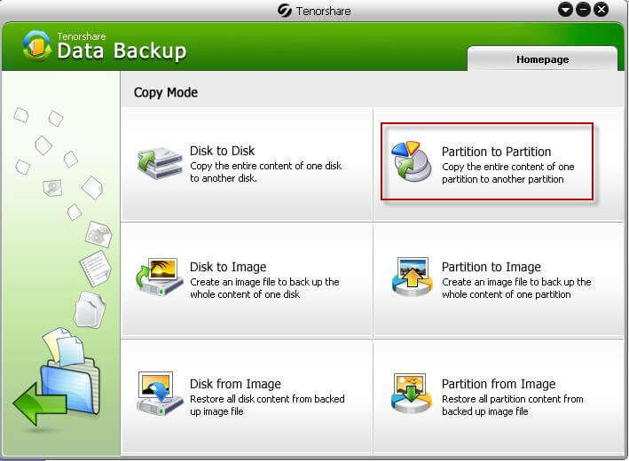 files backup guide