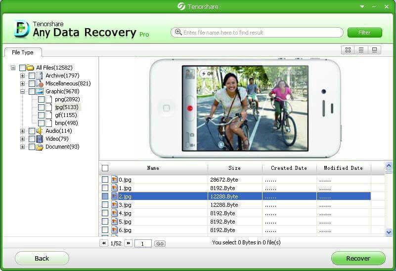 data rescue software
