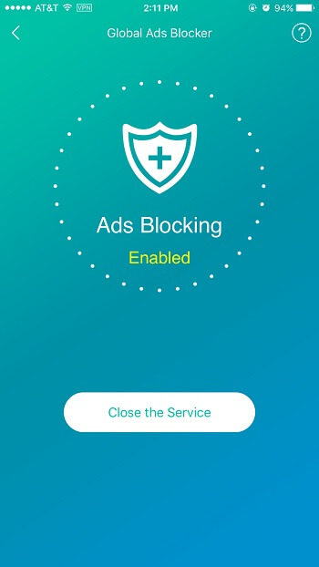 block ads on ios