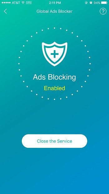block ads on ios