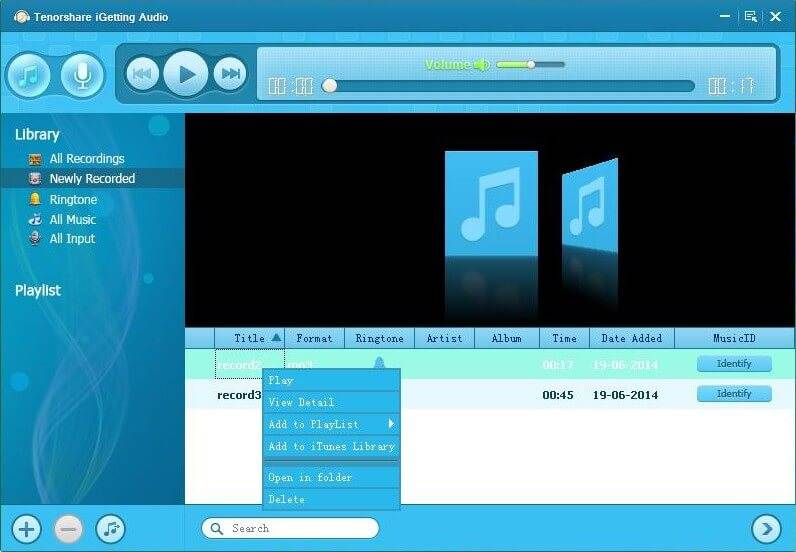 como grabar audio streaming online