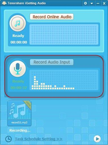 comment enregistrer live streaming audio