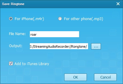 hacer ringtone para iPhone