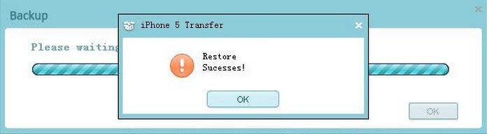 transférer des fichiers informatiques pour iphone