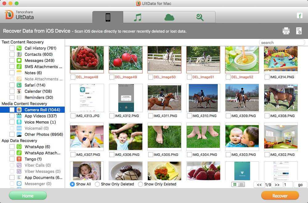 recover iphone 6 photos on mac
