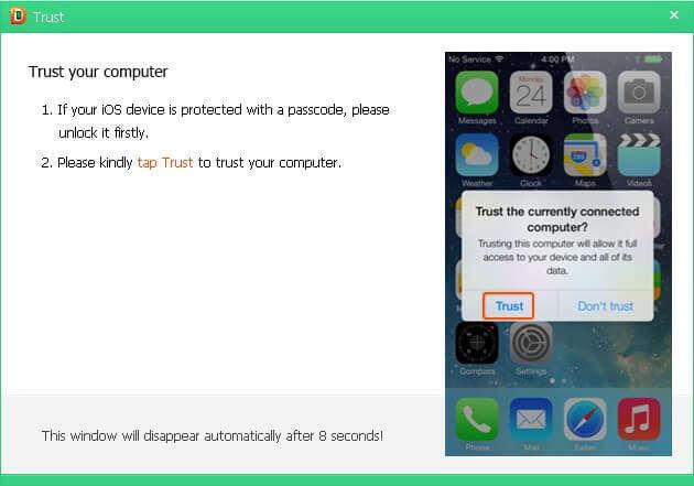iphone 6 восстановления данных