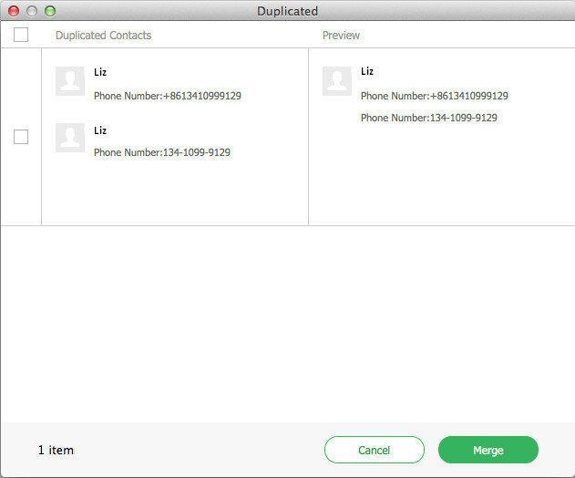Mac用のiPhoneのシステムケアツールの使用方法