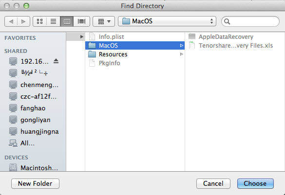 restore iphone 5 data on mac