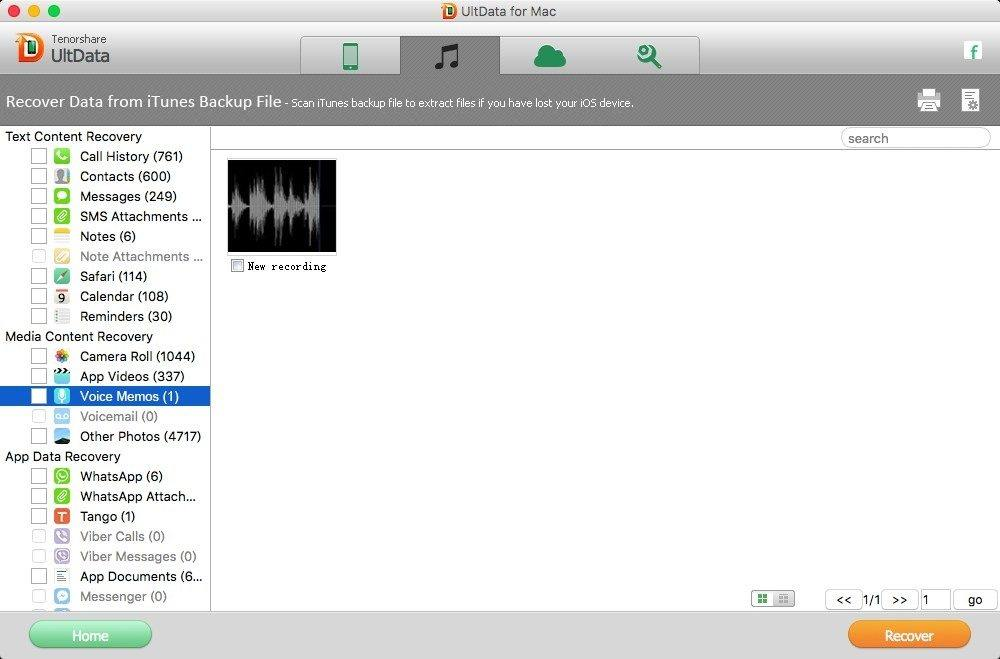 recover iphone 5 voice memos on mac