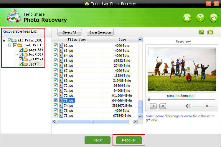 Tenorshare Photo Recovery