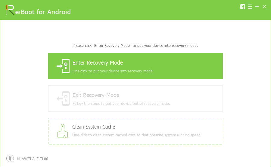 access android recovery mode