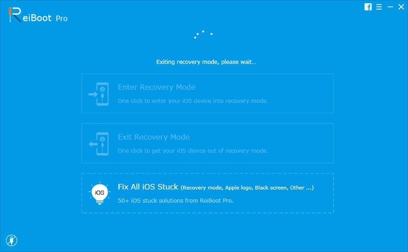 ReiBoot Pro for Mac 7.0.0 序号版 – 修复iOS系统卡死故障-爱情守望者