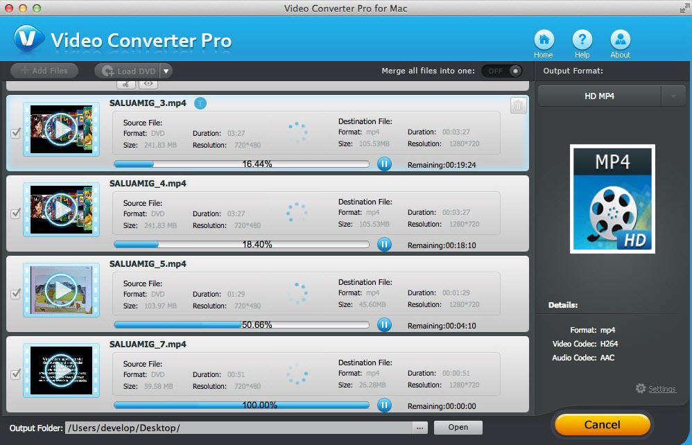 Tenorshare Video Converter Pro - 视频转换软件[OS X]丨反斗限免