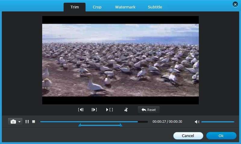 Recorte de vídeo