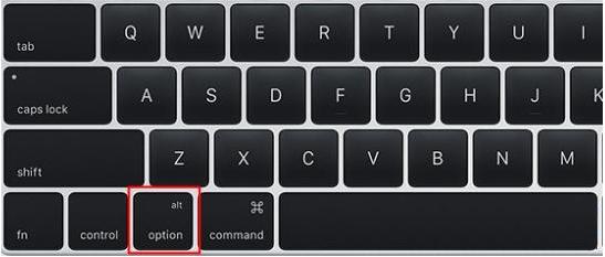 mac boot from usb windows keyboard
