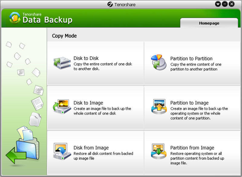 Tenorshare Data Backup