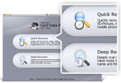 Mac Card Data Recovery