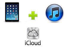 Récupérer données perdues iPad