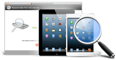 Mac上のバックアップからiPadのデータを復元