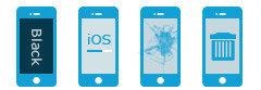 iPhone 6のデータ復旧