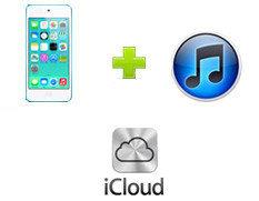 iPodのファイルを回復