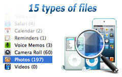 iPod Data Recovery pour Mac