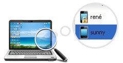 recuperar los datos de copia de seguridad de iTunes