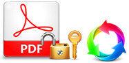 PDFファイルのパスワードの2種類