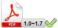 PDFの保護を解除