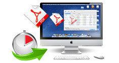 Retire PDF Restricciones a la Mac