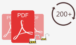 Fast Remove PDF Protection