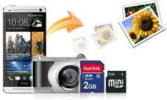 recuperación de fotos digital
