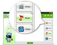 写真の回復ソフトウェア