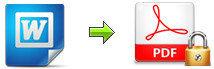 PDFに単語を変換する