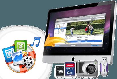Recuperación de datos de tarjeta Tenorshare para Mac