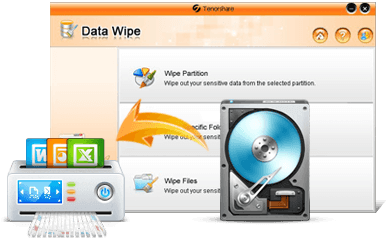 Tenorshare données Wipe