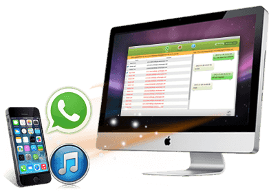 Tenorshare WhatsApp gratuit Recovery pour Mac