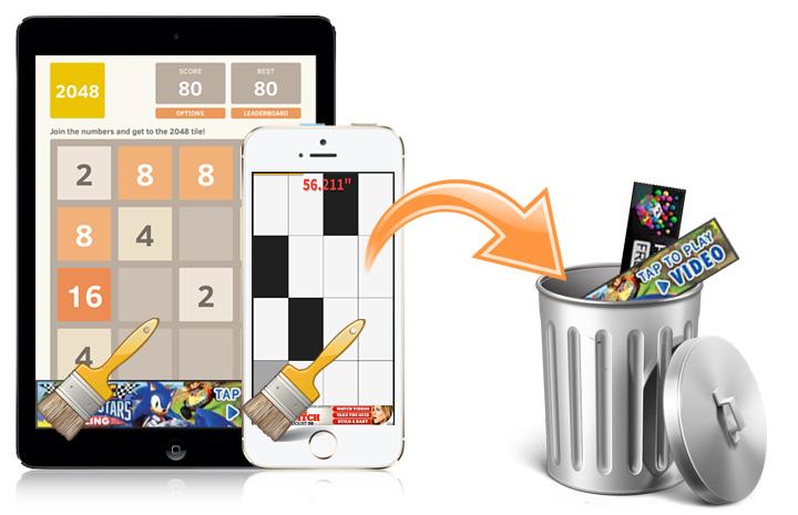 Tenorshare gratuit iOS annonces Remover