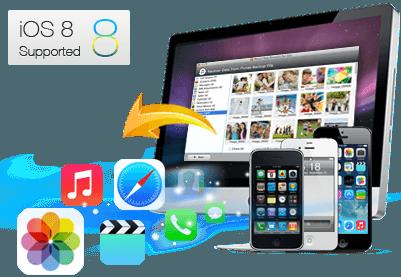Mac用Tenorshare iOSのデータ復旧