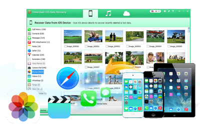 Tenorshare UltData (iOS Data Recovery)
